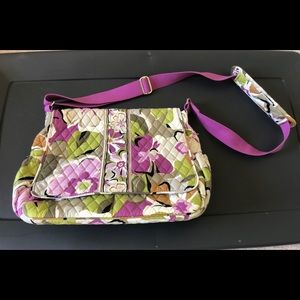 Vera Bradley Diaper Bag w/ Changing Pad